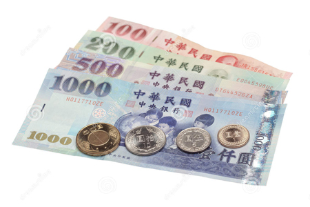 Taiwan-Money-and-Coin